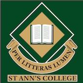 Chartwells/St Ann's College Inc.