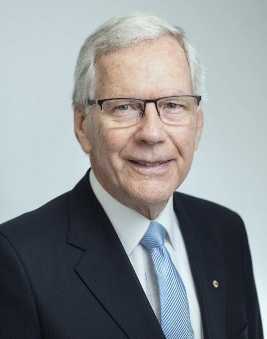 The Hon Dean Brown AO (Chair)