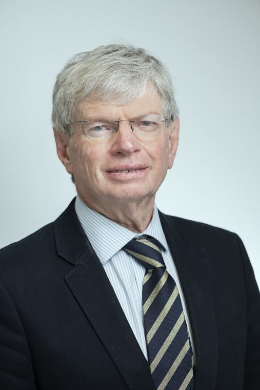 The Hon Robert Lawson RFD QC