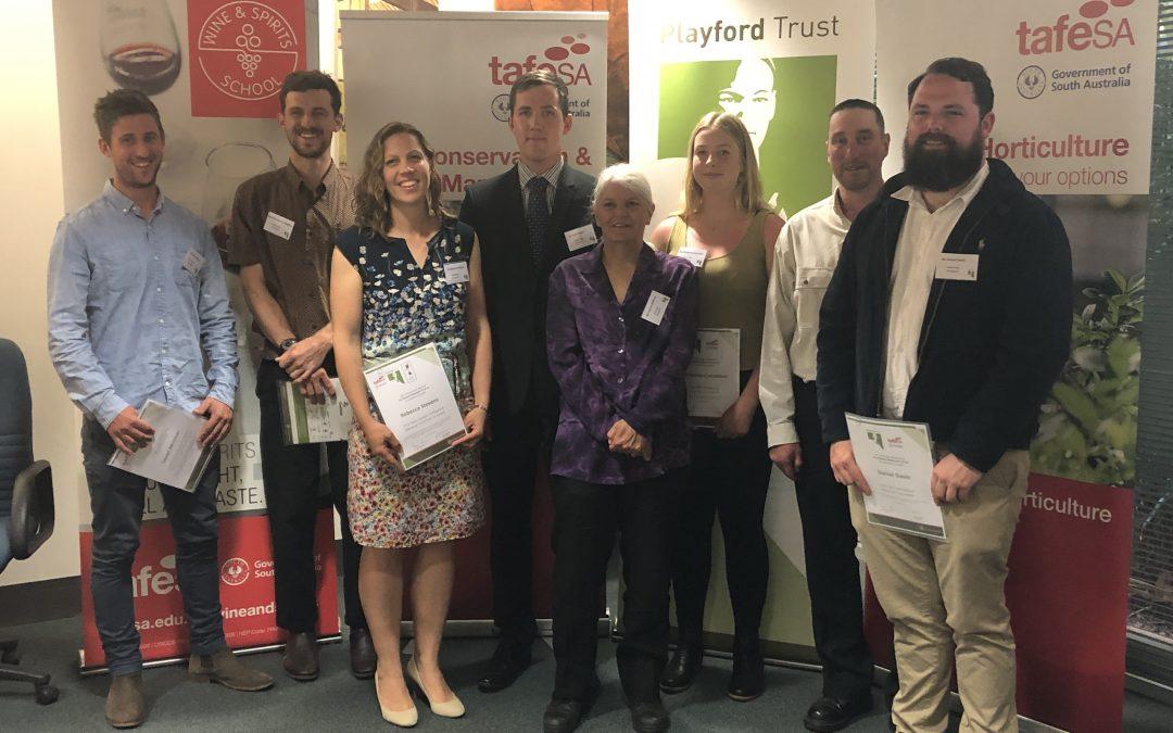 Open Gardens TAFE SA Playford Trust Awards – 28 November 2019