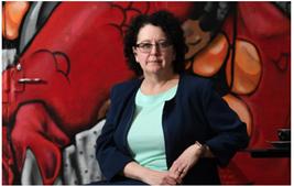 Jacqui McGill receives SA Australia Day honours